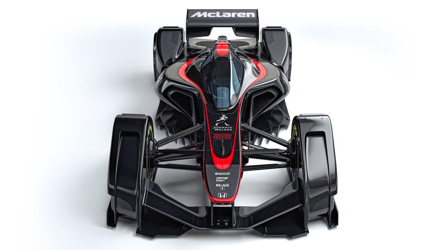 Formel-1-Renner der Zukunft soll Gedanken lesen können