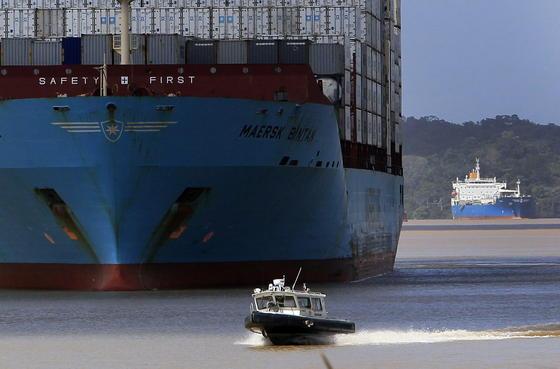 Der Panamakanal bekommt Konkurrenz:Ab 2019 soll der Nicaraguakanal den Betrieb aufnahmen, auf dem Schiffe mit einem Gewicht von 400.000 t fahren dürfen.