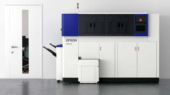 Die Zaubermaschine von Epson: Das PaperLab wandelt bedrucktes Papier in weißes um, ohne dafür Wasser zu benötigen.