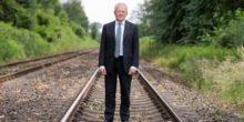 Hängt Gehalt des Bahnchefs bald von Pünktlichkeit der Züge ab?