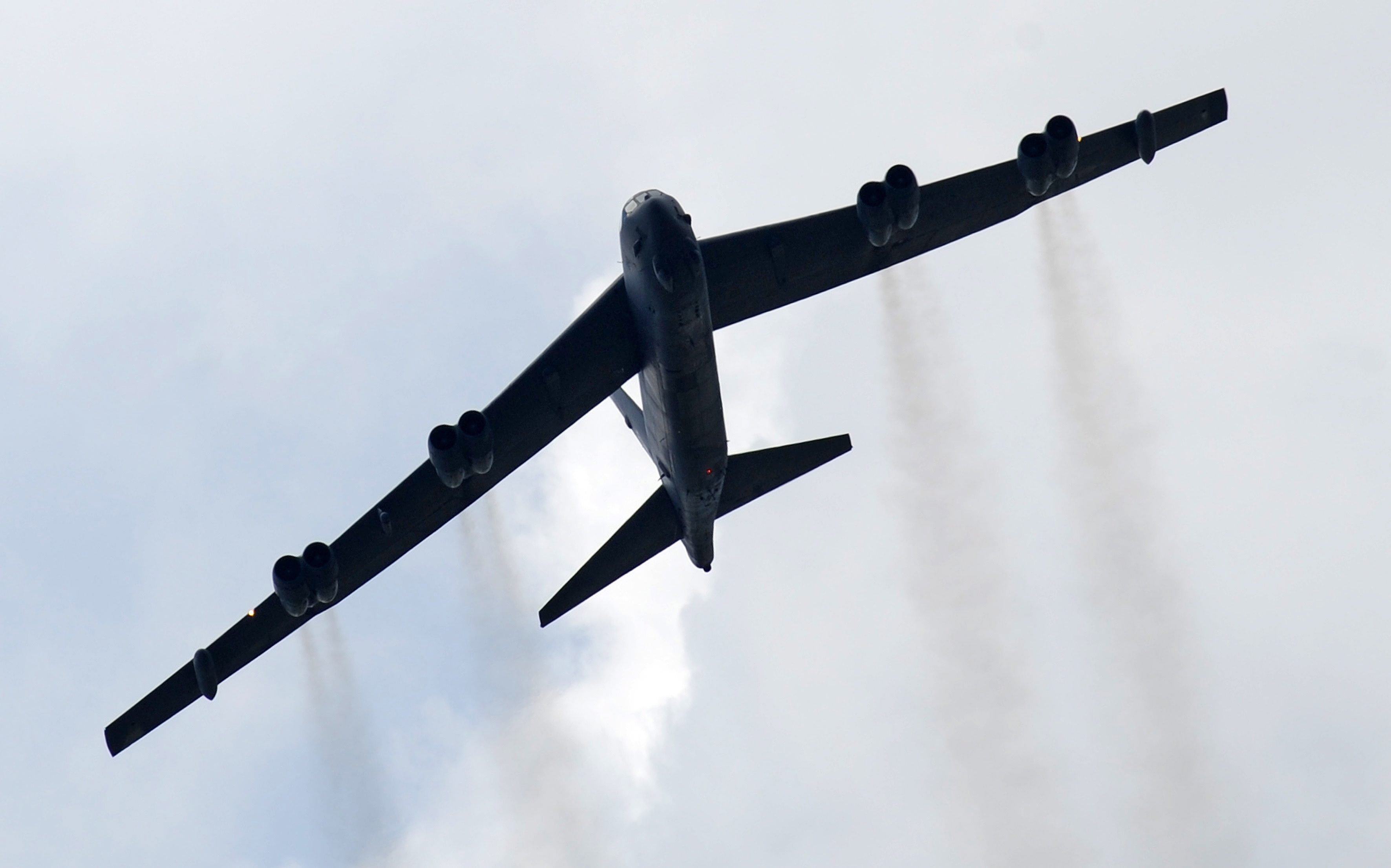Erst im Jahr 2040 soll die Ära der B-52-Bomberflotte derUS Air Forcenach offiziellen Plänen beendet werden.