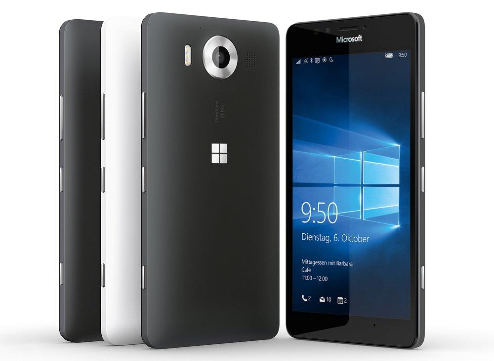 Das Microsoft-Smartphone Lumia 950 soll Windows 10 jetzt zum Durchbruch verhelfen.