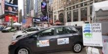 Toyota hält die Autotüren für Google und Apple fest verschlossen