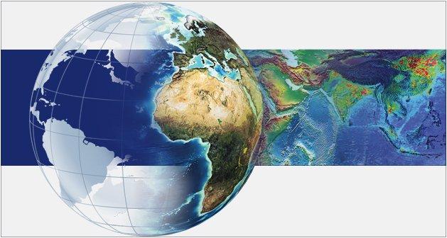 Logo des Symposiums Lebender Planet: Die Veranstaltung der ESA ist weltweit größte zum Thema Erdbeobachtung.