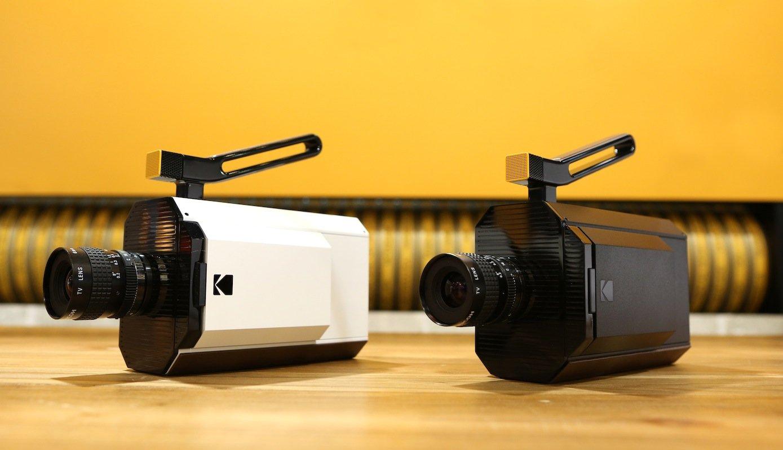 Die Super-8-Kamera kommt zurück: Kodak will die alte Technik im modernen Outfit wieder auf den Markt bringen.
