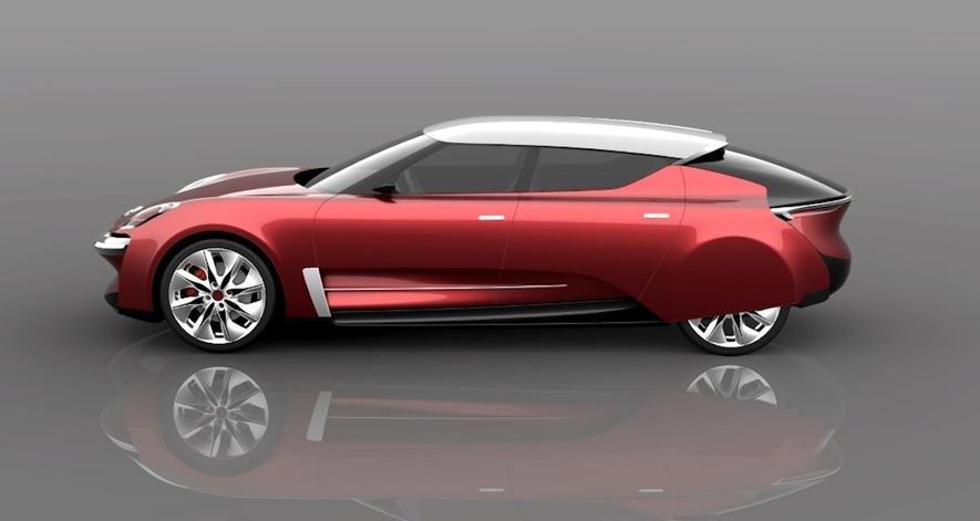 So schön könnte die Citroën DS heute aussehen