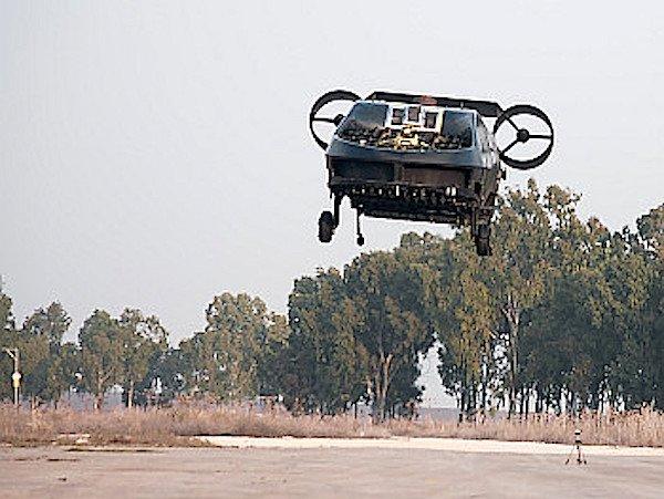 Bis zu 500 Kilogramm Zuladung kann die Drohne transportieren.