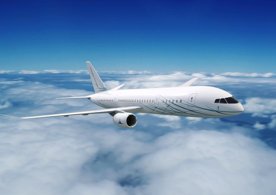 Russland baut Flugzeug mit ovalem Rumpf – vielleicht sogar in Deutschland
