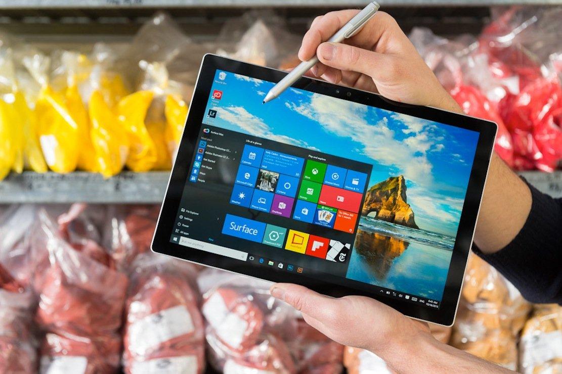 Das neue Windows 10 blieb auch im Weihnachtsgeschäft schwach und erreicht gerade den Marktanteil des uralten Betriebssystems Windows XP.
