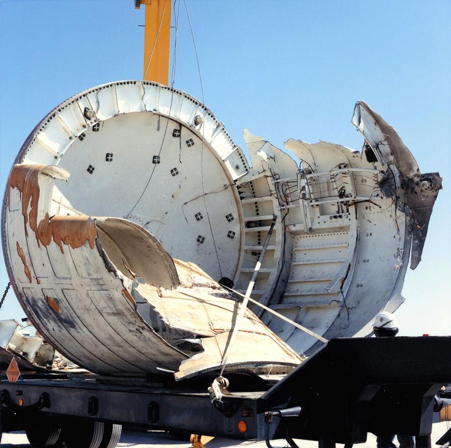 Die Welt war geschockt: Vor 30 Jahren explodierte die Challenger