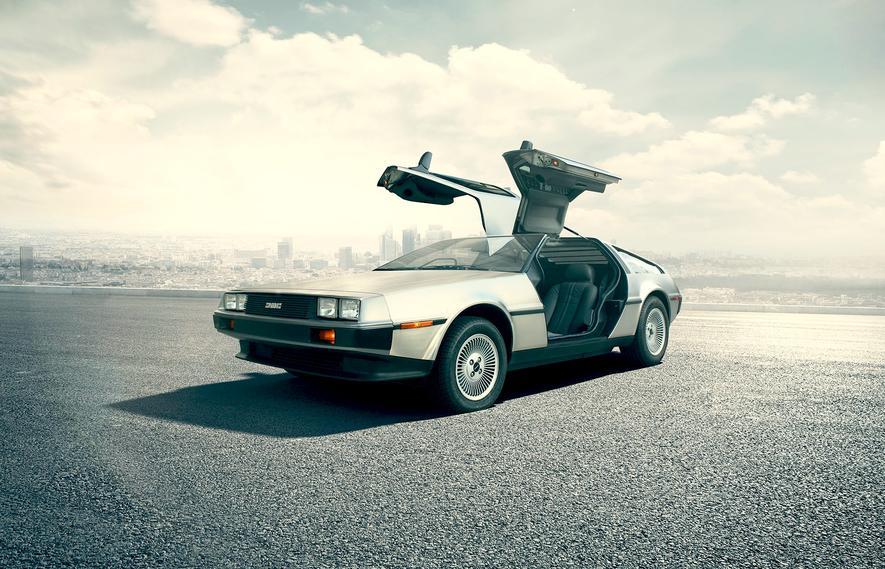 """Kult-Auto aus """"Zurück in die Zukunft"""" ist wieder da"""
