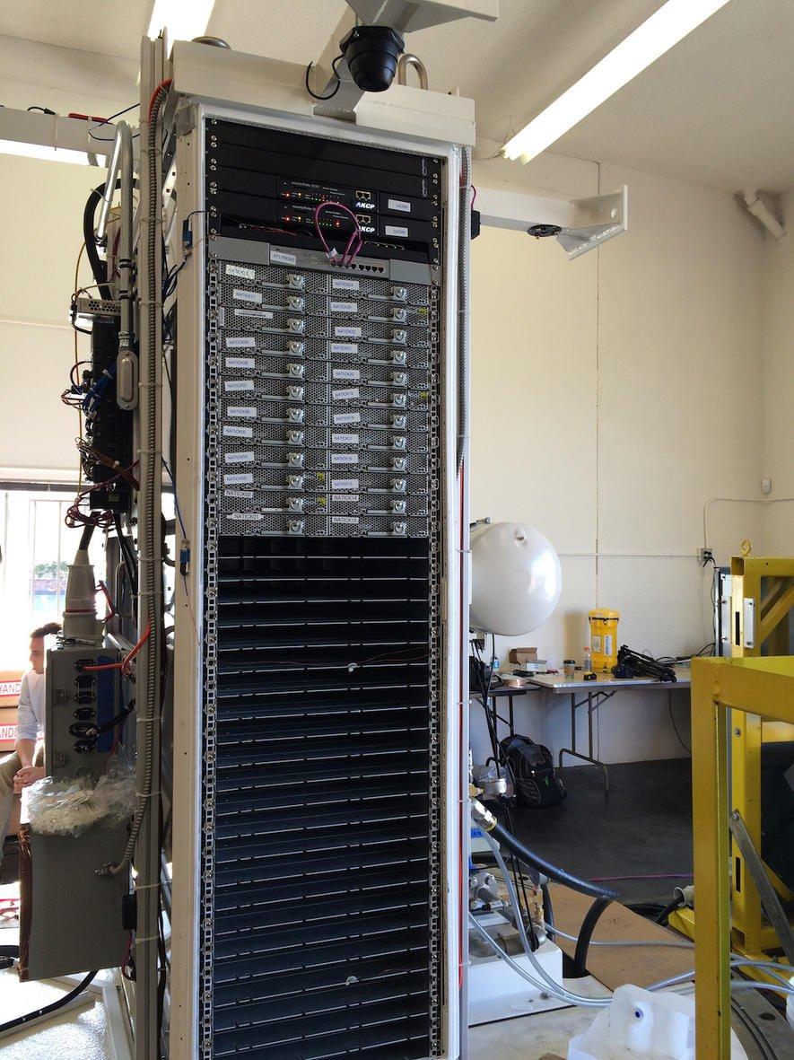 Microsoft versenkt Cloud-Server im Meer