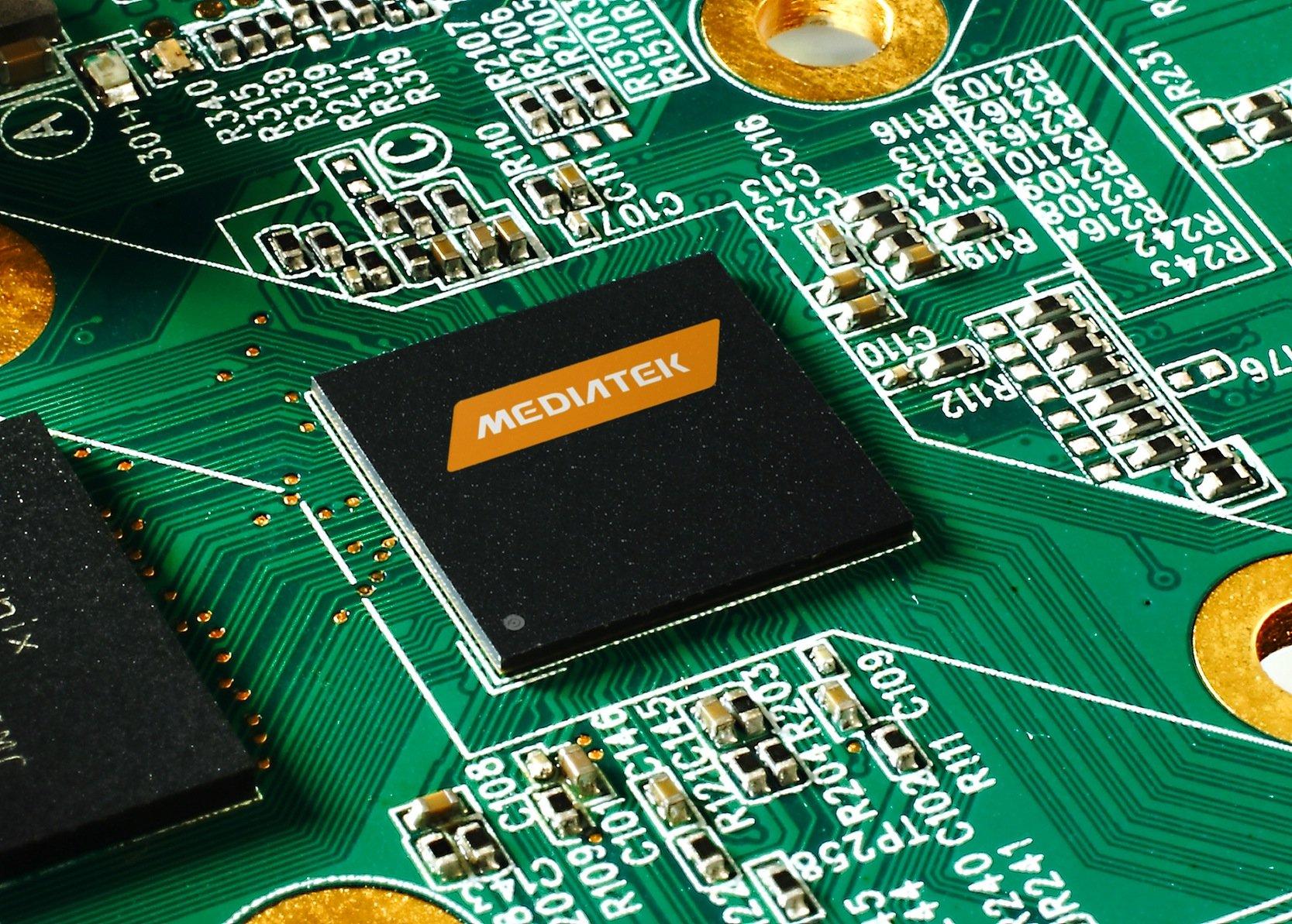 Chip von Mediatek: Chips für das Android-Betriebssystem 4.4 KitKat bieten Hackern die Möglichkeit, die Daten von Tablets und Smartphones zu laden.