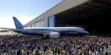 Boeings Dreamliner wird mit Raketenabwehr ausgestattet