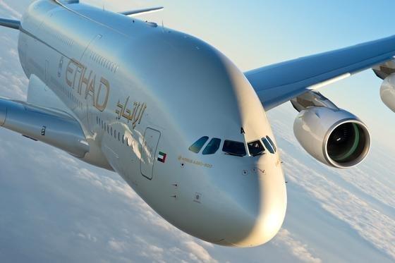 A380 von Airbus: Flüge in die USA dauern künftig wegen der Zunahme des Jetstreams und damit stärkeren Gegenwindes im Schnitt 5:18 min länger.