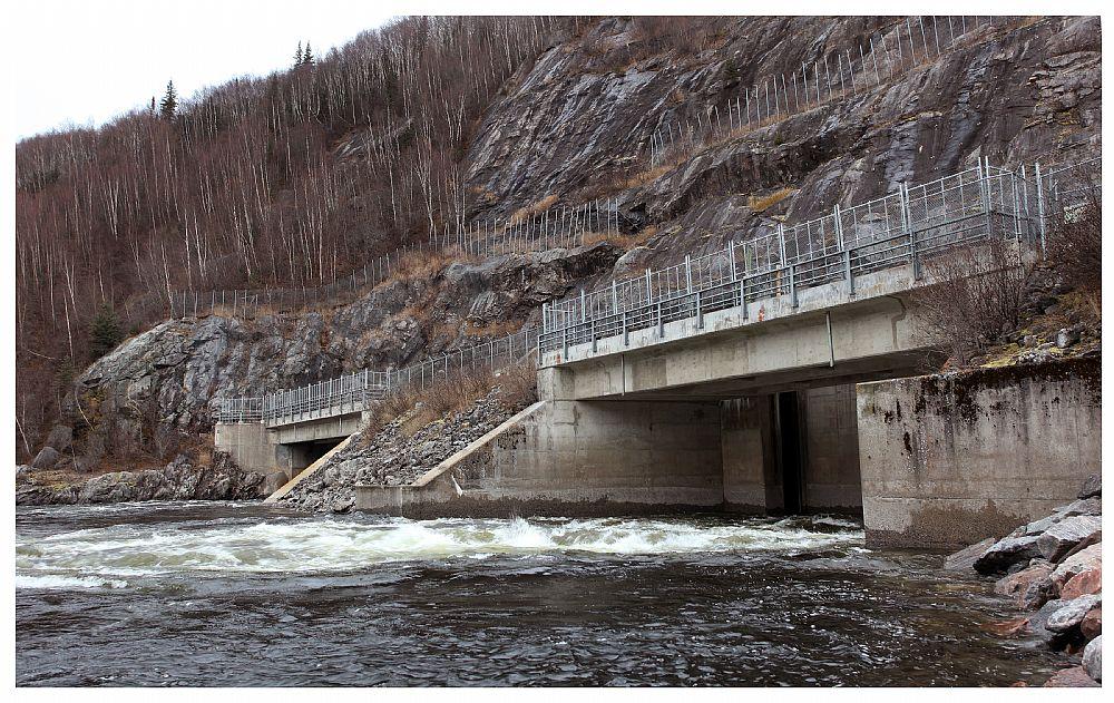 Churchill Falls: Das kanadische Wasserkraftwerk gehört zu den ältesten Stromerzeugern der Welt.