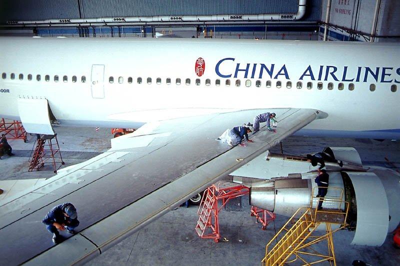 Die chinesische Fluglinie China Airlines hat keine gute Unfallbilanz.