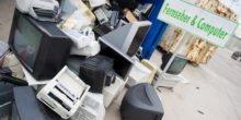 Die Nutzungsdauer von Elektrogeräten sinkt und sinkt und …