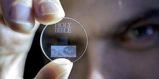 Supermans Kristall in echt: Der Datenspeicher aus Glas für die Ewigkeit