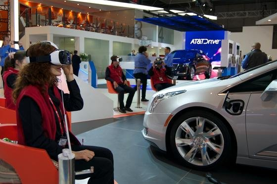 Wie auch auf der CES in Las Vegas spielen auch vernetzte Autos auf dem Mobile World Congressin Barcelona eine immer größere Rolle. Eine Keynote hält Ford-ChefMark Fields.