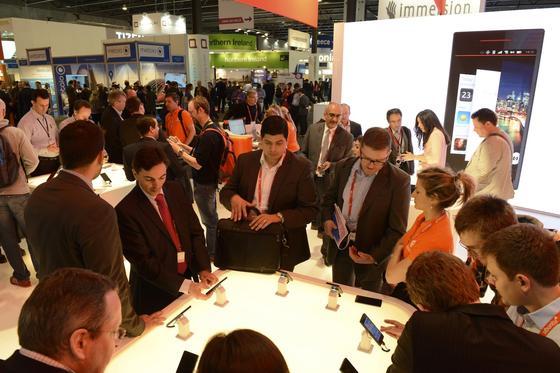 Neue Smartphones sind das beherrschende Thema auf dem Mobile World Congressin Barcelona.