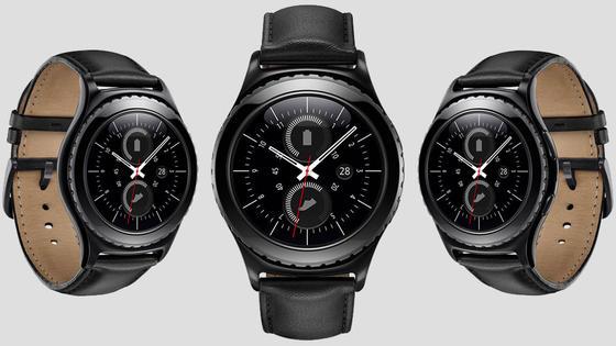 Erste Smartwatch mit eSIM:Die Samsung Galaxy Gear S2 classic 3G wird auf demMobile World Congressvorgestellt. Sie hat eine eigene Mobilfunkeinheit und einen eingebauten Chip (embedded SIM), auf dem dasSIM-Profil des Kundenelektronisch installiert wird. Eine physische SIM-Karte ist somit nicht mehr erforderlich.