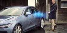 Auto starten per Smartphone: Volvo verzichtet auf Autoschlüssel
