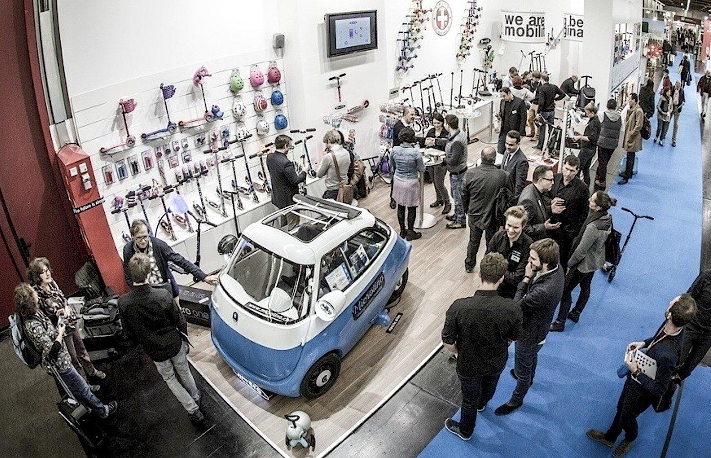 Der Isetta-Nachbau Microlino soll Ende 2017 ausgeliefert werden.