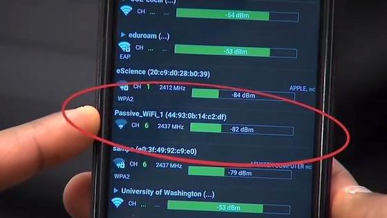 """US-Wissenschaftler haben """"Passive WiFi"""" entwickelt. Es entlastet die Geräte, die per WLAN über einen Router miteinander verbunden sind, von der besonders energieintensiven Erzeugung der Funkwelle."""