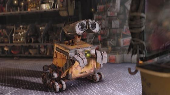 WALL·E – Der Letzte räumt die Erde auf: 2008 kam der Müllroboter in die Kinos. Jetzt gibt es in echt einen Prototypen namens ROARy.
