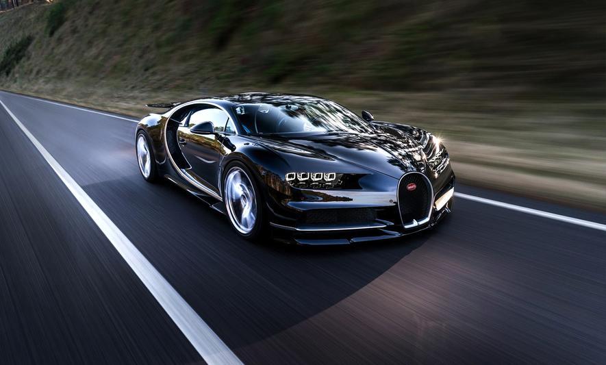 Bugatti Chiron ist das stärkste und schnellste Serienauto der Welt