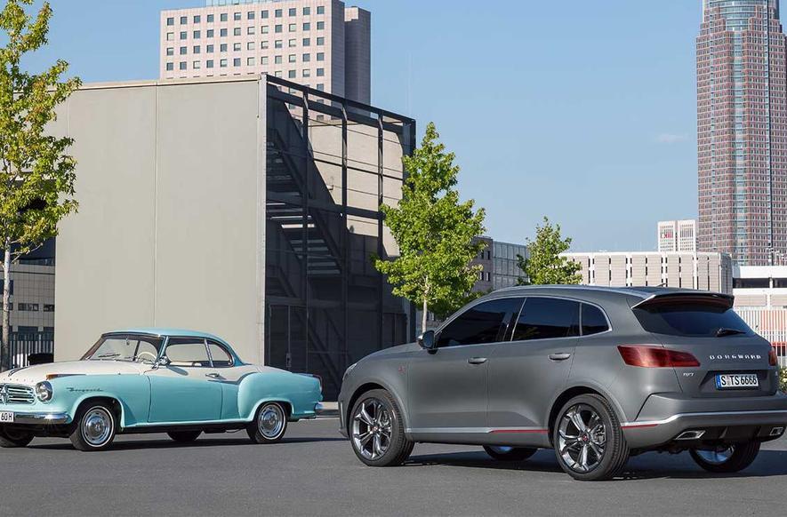 Borgward will wieder Autos in Deutschland bauen