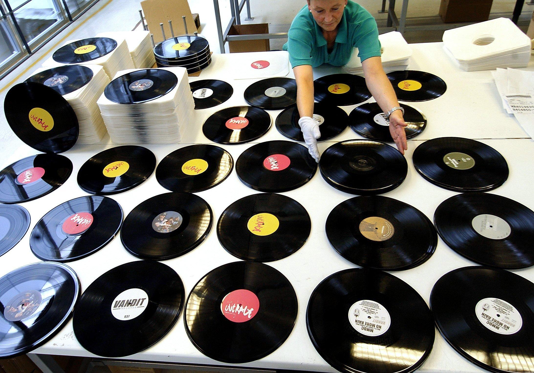 Die Deutschen stehen auf Vinyl. 2014 haben sie 1,8 Millionen Schallplatten gekauft – so viel wie zuletzt 1992.