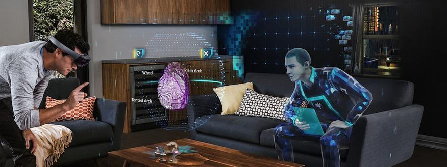 Ende März 2016 will Microsoft mit der Auslieferung der Datenbrille HoloLens starten.