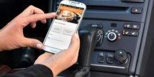Sensor im Zigarettenanzünder wird zum Lebensretter beim Autounfall
