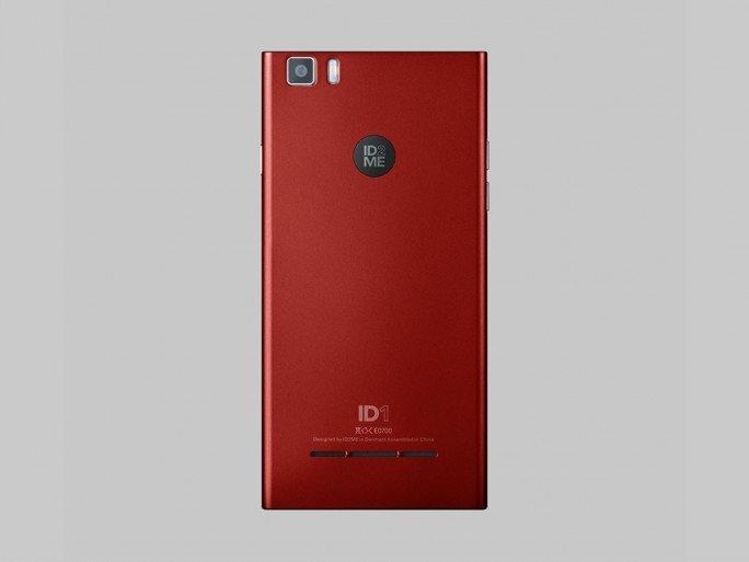 Das ID1 ist außer in Rot noch in weiteren Farben zu haben.