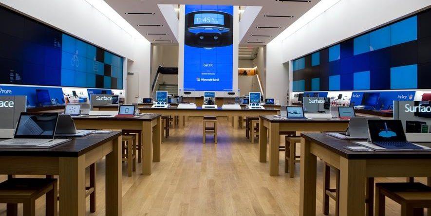 Das sind die schönsten Microsoft Stores der Welt