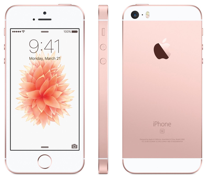 Das neue iPhone SE ist wieder so klein wie die Fünfer-Serie – und billiger als das Vorgängermodell.