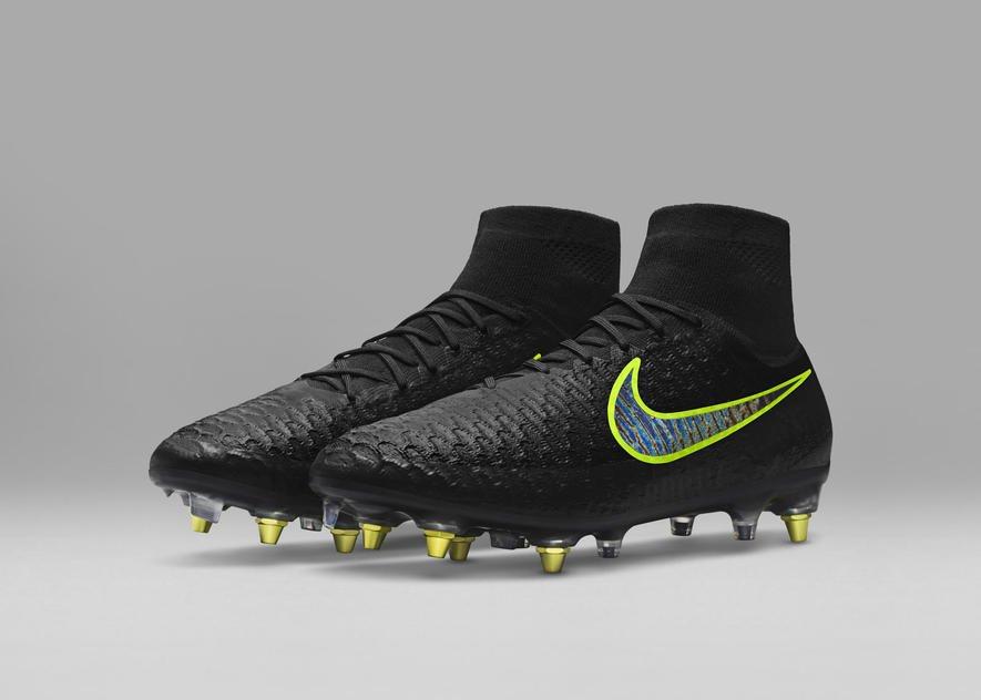 Nie mehr Matsch an den Fußballschuhen von Nike?