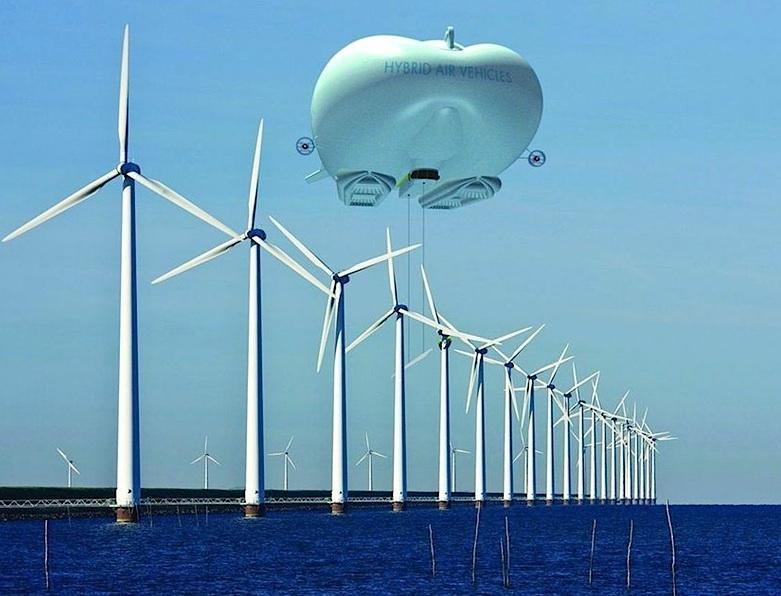 Weltgrößtes Luftschiff bereitet sich auf Testflug vor