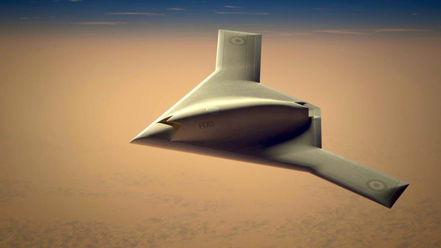 England und Frankreich bauen unbemanntes Kampfflugzeug