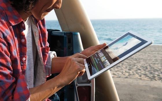 iPad mit dem Betriebssystem iOS 9.3: Das Upgrade sorgt bei iPad und iPhone derzeit für mächtig Ärger. Teilweise fallen die Geräte sogar aus.
