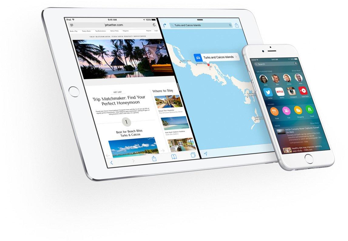 Teilweise funktionieren iPad und iPhone nicht mehr, wenn das Upgrade auf iOS 9.3 installiert wird.