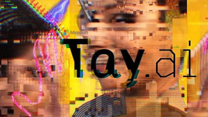 Microsofts fiktiver Charakter Tay hat sich bei seinem Netzauftritt als manipulierbar erwiesen.