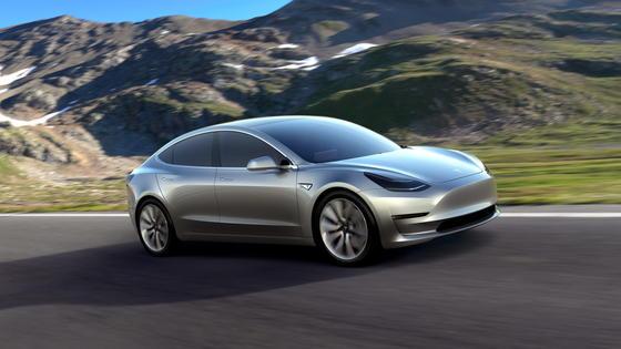 Der neue Tesla Model 3 soll 2017 auf den Markt kommen. Zum Kampfpreis von 31.000 €.