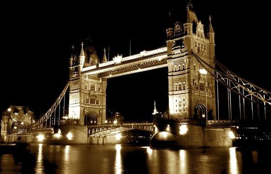 Die Tower Bridge in London: Der Finanzplatz London ist der größte der Welt – noch vor New York.