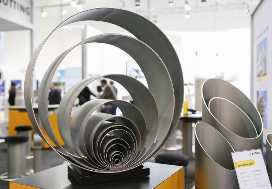 Drähte, Kabel und Rohre: Messeduo Wire und Tube mit Rekordbeteiligung