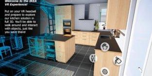 Virtuell durchs Möbelhaus: So will Ikea künftig Küchen und Co. verkaufen