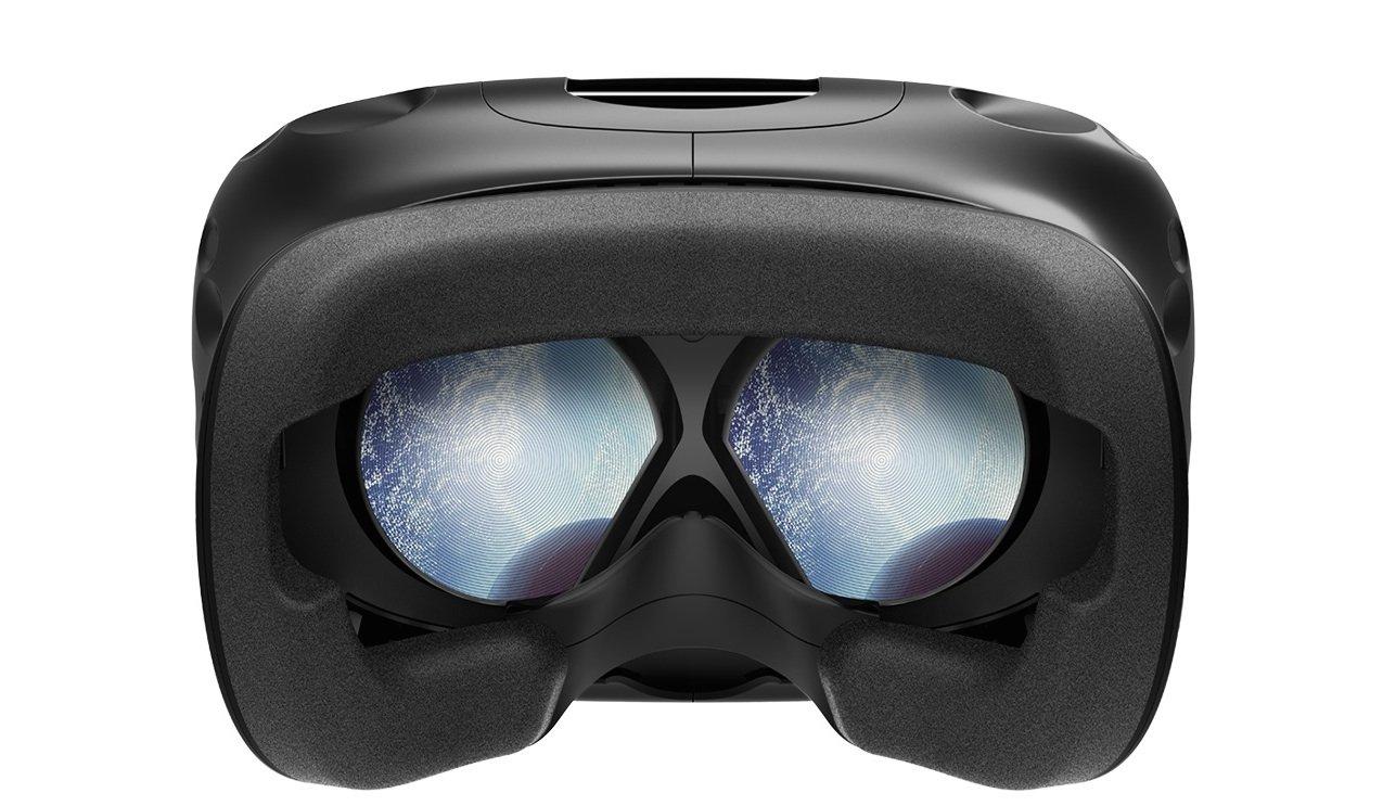Die VR-Brille Vive von HTC.