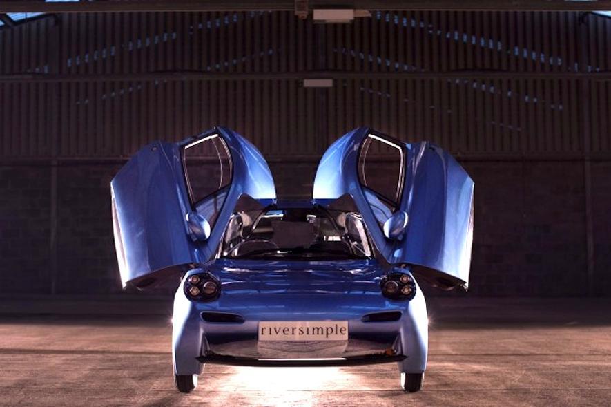 Dieses Brennstoffzellenauto ist federleicht und sehr sparsam